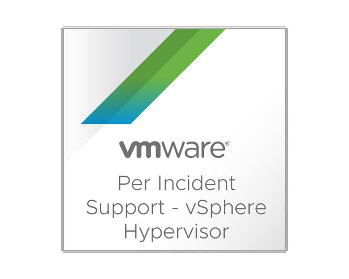 Per Incident Support - vSphere Hypervisor